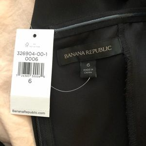 Banana Republic Dresses - Banana Republic Black Dress
